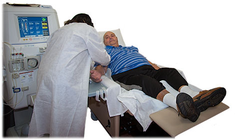 Dialysis With Nursing Care