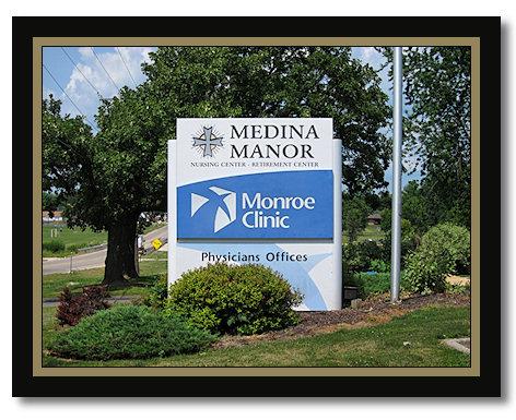 Contact Medina Manor